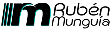 Rubén Munguía Logo